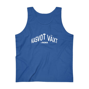 Kasvot Vaxt, I Rokk, Men's Ultra Cotton Tank Top