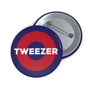 Tweezer Pin Buttons