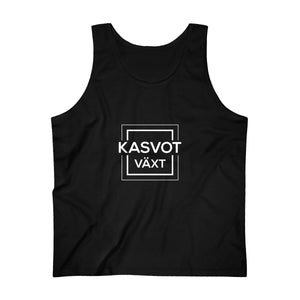 Copy of Kasvot Vaxt, Men's Ultra Cotton Tank Top