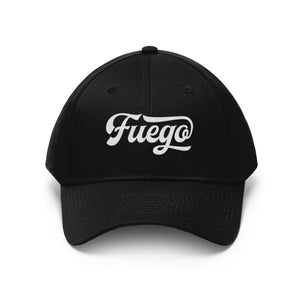 Fuego Embroidered Twill Hat