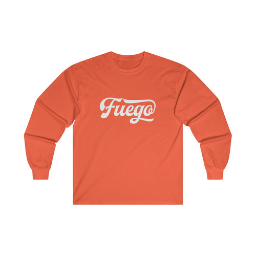 Fuego Ultra Cotton Long Sleeve Tee