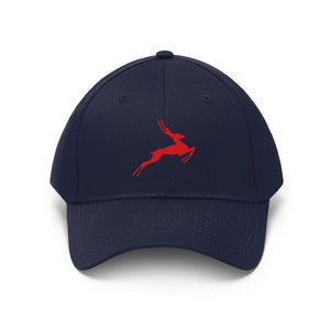 Antelope Embroidered Twill Hat
