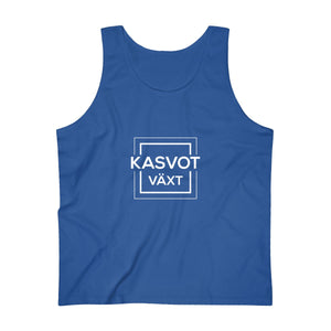 Kasvot Vaxt, Men's Ultra Cotton Tank Top