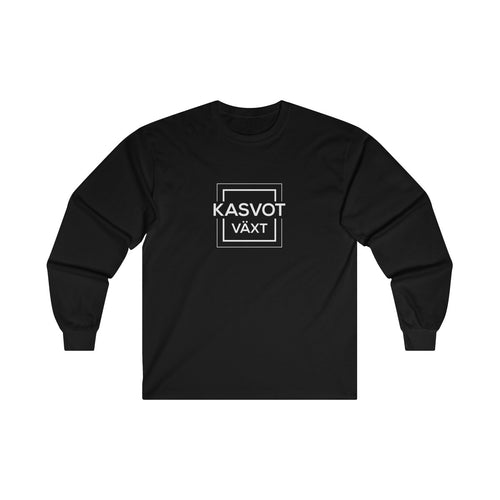 Kasvot Vaxt Ultra Cotton Long Sleeve Tee
