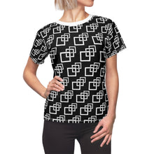 Load image into Gallery viewer, Kasvot Växt Women's All Over Print T-Shirt