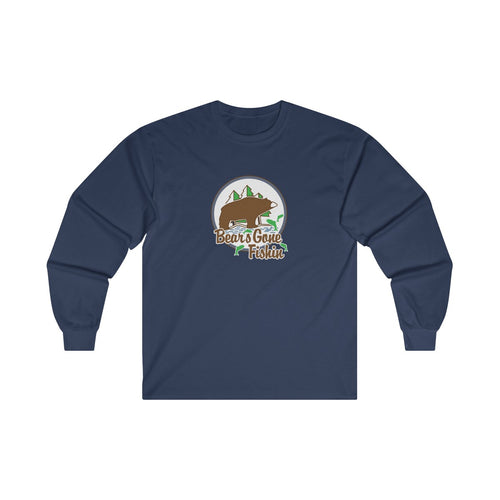 Bears Gone Ultra Cotton Long Sleeve Tee
