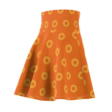 Load image into Gallery viewer, Phish Fishman Donut Flair Skirt Small Donuts - Yellow Donut- Fishman Donut - Donut Skirt, Phan Circle Donut