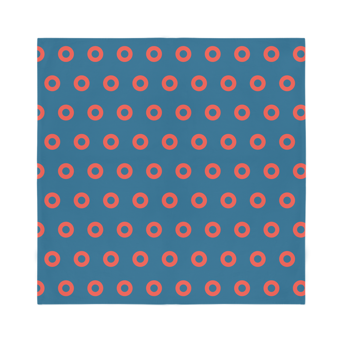 Phish Donut 20200914 Sublimation Bandana