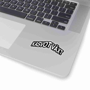 Kasvot Vaxt Sticker Decal - PH