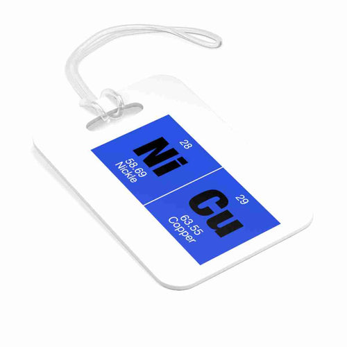 NiCu Luggage Bag Tag - Luggage Tag - PH
