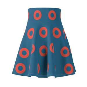 Fishman Donut Flair Skirt Small Donuts - Red Donut- Fishman Donut - Donut Skirt, Phan Circle Donut