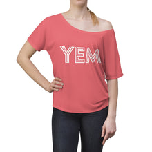 Load image into Gallery viewer, YEM Women's Slouchy top - PH