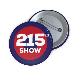 215th Show Pin Buttons