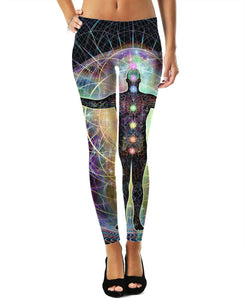 Interconnected Leggings