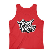 Load image into Gallery viewer, Good Vibes Men's Ultra Cotton Tank Top