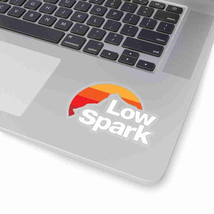 Low Spark Sticker Decal
