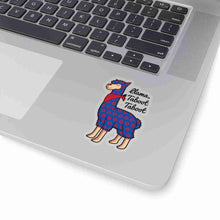 Load image into Gallery viewer, Llama Taboot Taboot Sticker Decal