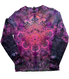 Tie Dye Long-sleeve Tshirt - Small