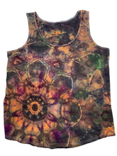 Load image into Gallery viewer, Tie Dye Unisex Tank Top - X Large