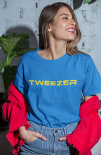 Load image into Gallery viewer, Tweezer Unisex Cotton Tee - PH