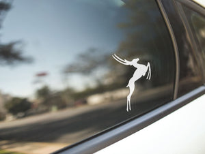 Antelope Vinyl Sticker Decal - PH
