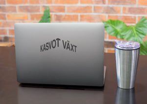 Kasvot Vaxt Vinyl Sticker Decal - PH