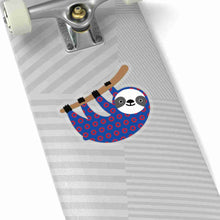 Load image into Gallery viewer, Phish FIshman Sloth Sticker