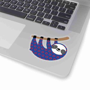 Phish FIshman Sloth Sticker