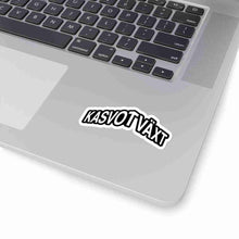 Load image into Gallery viewer, Kasvot Vaxt Sticker Decal - PH