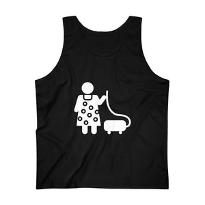 Fishman Vacuum Men's Ultra Cotton Tank Top