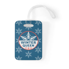 Load image into Gallery viewer, Winter Queen Phan Bag Tag