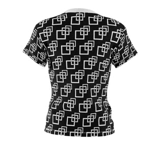 Kasvot Växt Women's All Over Print T-Shirt