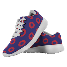Load image into Gallery viewer, Red Henrietta Donut Fashion Sneaker (Men and Women) - PH
