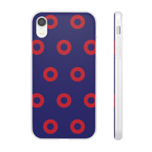 Load image into Gallery viewer, Red Circle Donut Flexi Cases - PH