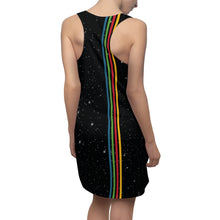 Load image into Gallery viewer, Phish Rescue Squad Women's Racerback Dress, Retro Stripes