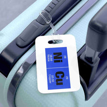 Load image into Gallery viewer, NiCu Luggage Bag Tag - Luggage Tag - PH