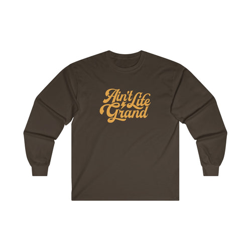 ALG Ultra Cotton Long Sleeve Tee
