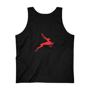 Antelope Red Men's Ultra Cotton Tank Top