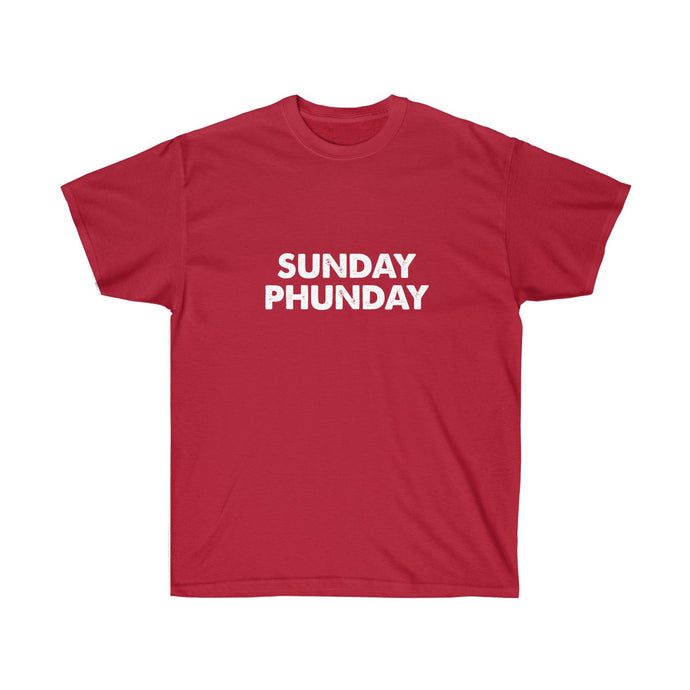 Sunday Funday Unisex Ultra Cotton Tee - PH