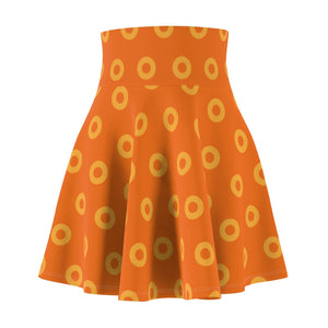 Phish Fishman Donut Flair Skirt Small Donuts - Yellow Donut- Fishman Donut - Donut Skirt, Phan Circle Donut