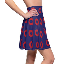 Load image into Gallery viewer, Phish Fishman Donut Flair Skirt Donuts IHT - Red Donut- Fishman Donut - Donut Skirt, Phan Circle Donut