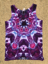 Load image into Gallery viewer, Womens Tie Dye Tank - Large