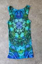 Load image into Gallery viewer, Tie Dye Womens Tank, Small