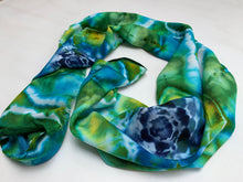 Load image into Gallery viewer, Tie Dye Womens Scarf -