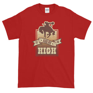 Ride Me High DISSTRESSED  T-Shirt-  WP