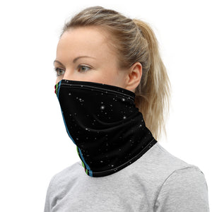 Rescue Squad Face Mask Coverlet,Neck Gaiter