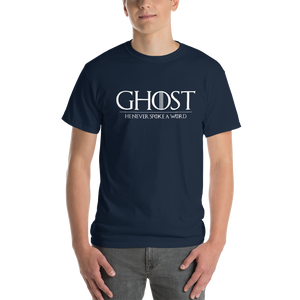 Ghost He Never Spoke A Word T-Shirt - GOT - PH