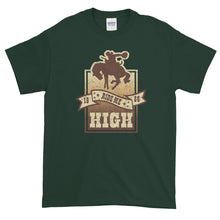 Load image into Gallery viewer, Ride Me High DISSTRESSED  T-Shirt-  WP