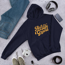 Load image into Gallery viewer, Ain't Life Grand Hooded Sweatshirt - JB