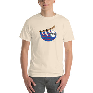 Sloth Henrietta Donut Unisex T-Shirt - PH